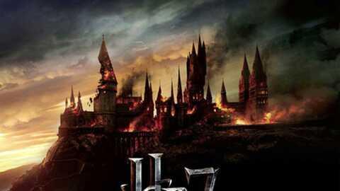 Harry Potter 7: une affiche qui fiche… la trouille