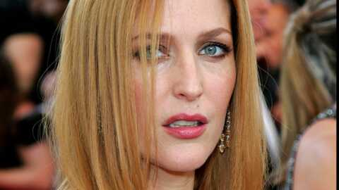 X-Files Gillian Anderson est enceinte