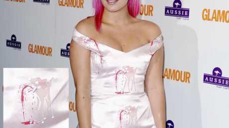 Lily Allen Oh mon dieu, elle a tué Bambi!