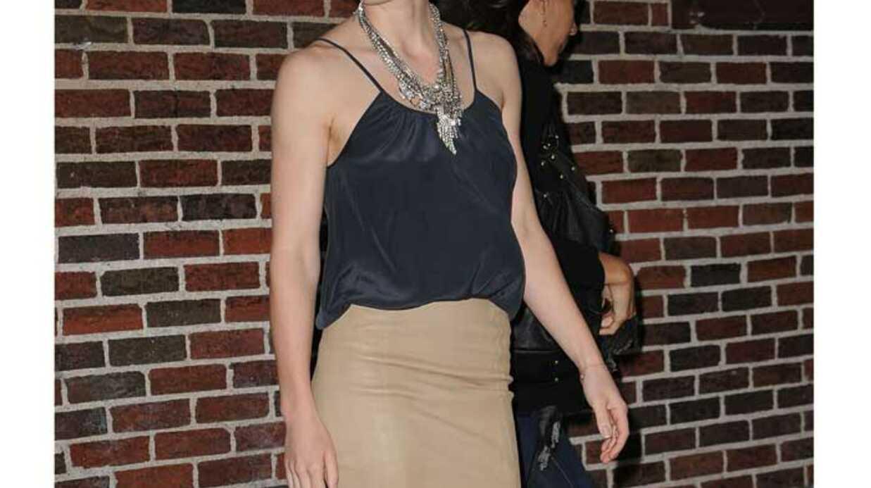 LOOK Jessica Biel est chic et sexy