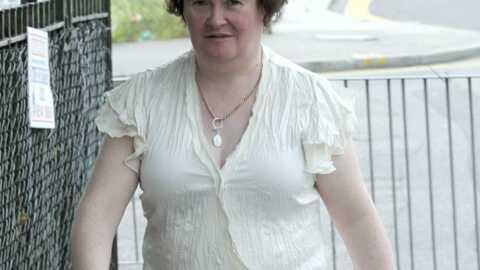 Susan Boyle: à l'hôpital mais débordante de projets