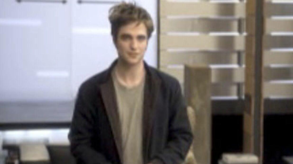 VIDEO Robert Pattinson: le secret de son succès