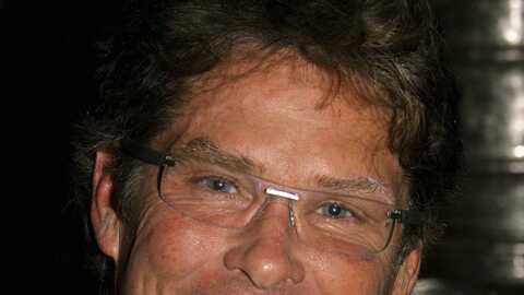 David Hasselhoff évacué d'urgence à l'hôpital
