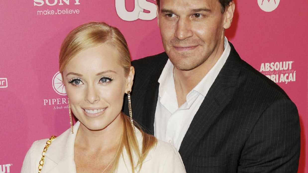 David Boreanaz admet avoir trompé son épouse