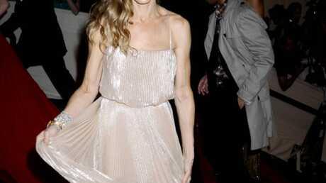 LOOK Sarah Jessica Parker vaporeuse au Met Ball