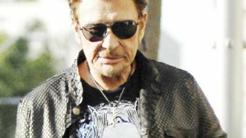 Johnny Hallyday: son dernier album loin de ses objectifs