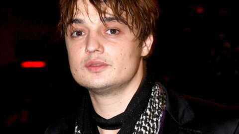 Pete Doherty Quand il s'ennuie…