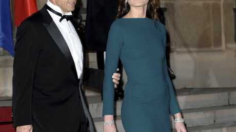 La poitrine de Carla Bruni-Sarkozy affole la presse britannique