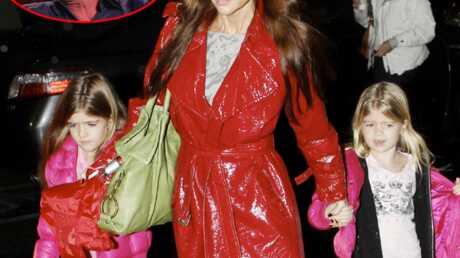 Denise Richards refuse que Charlie Sheen approche ses filles