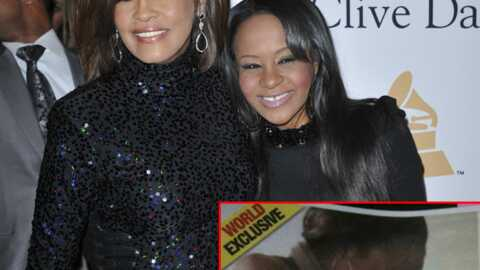 Whitney Houston: sa fille accro à la cocaïne