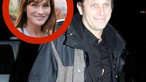 Charles Berling est toujours ami avec son ex Carla Bruni