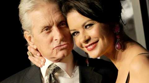 Catherine Zeta-Jones refuse un rôle pour Michael Douglas