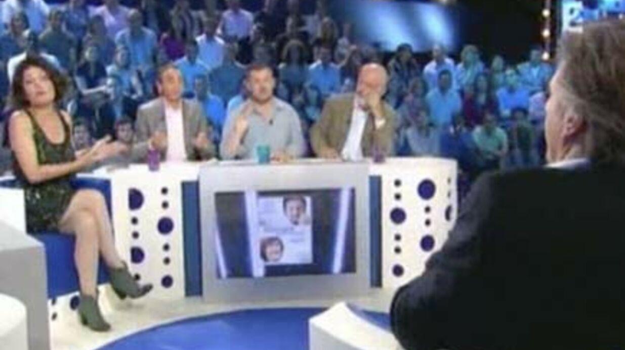 VIDEO Clash Zemmour Naulleau Auteuil Mergault: Lamentable