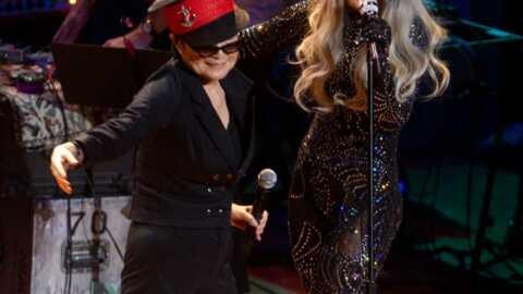 VIDEOS Lady Gaga et Yoko Ono chantent pour John Lennon
