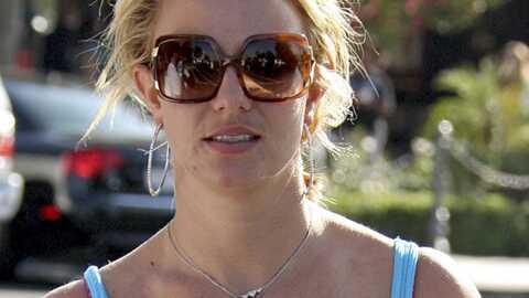 Britney Spears présente aux MTV video music awards