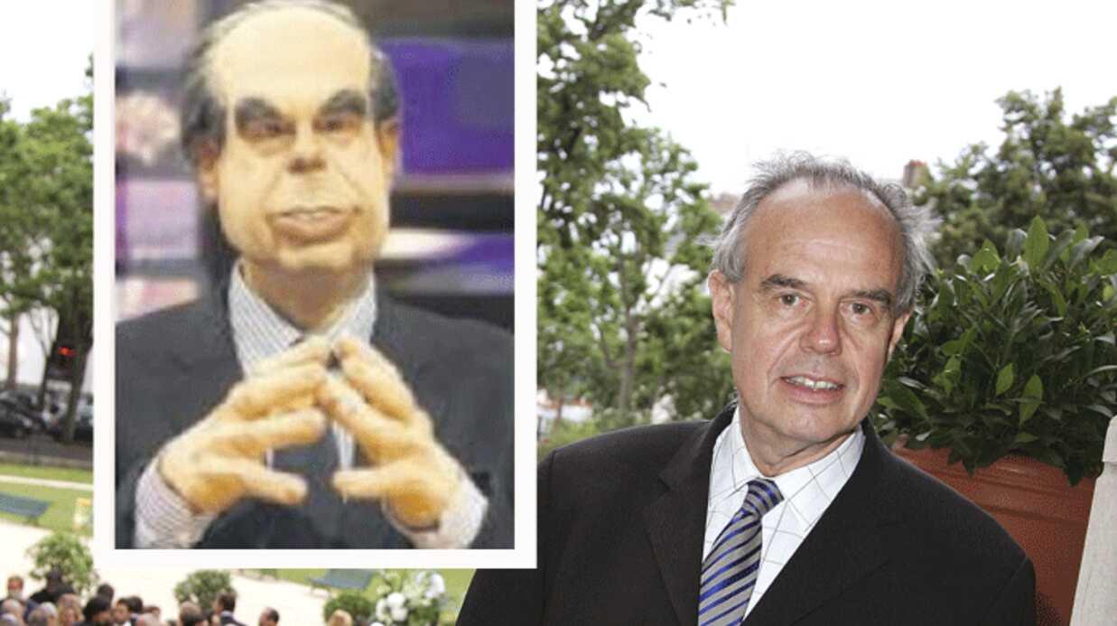 Frédéric Mitterrand: sa marionnette aux Guignols