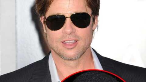 Brad Pitt: ses jumeaux ne l'ont pas reconnu