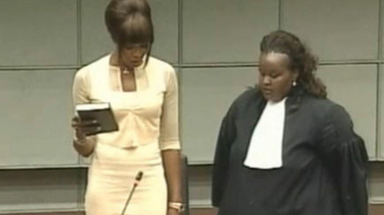 Naomi Campbell passe aux aveux devant le TPI