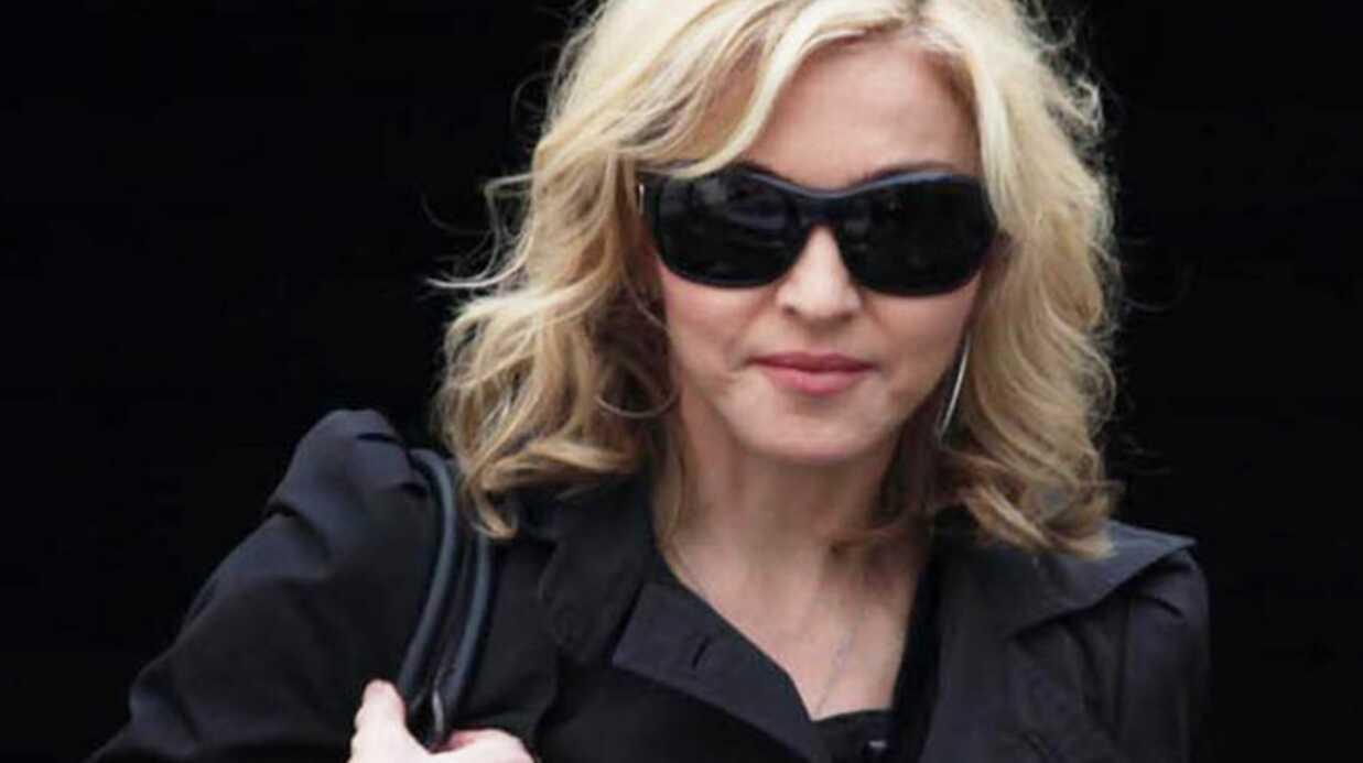 Madonna en visite au Malawi pour une semaine