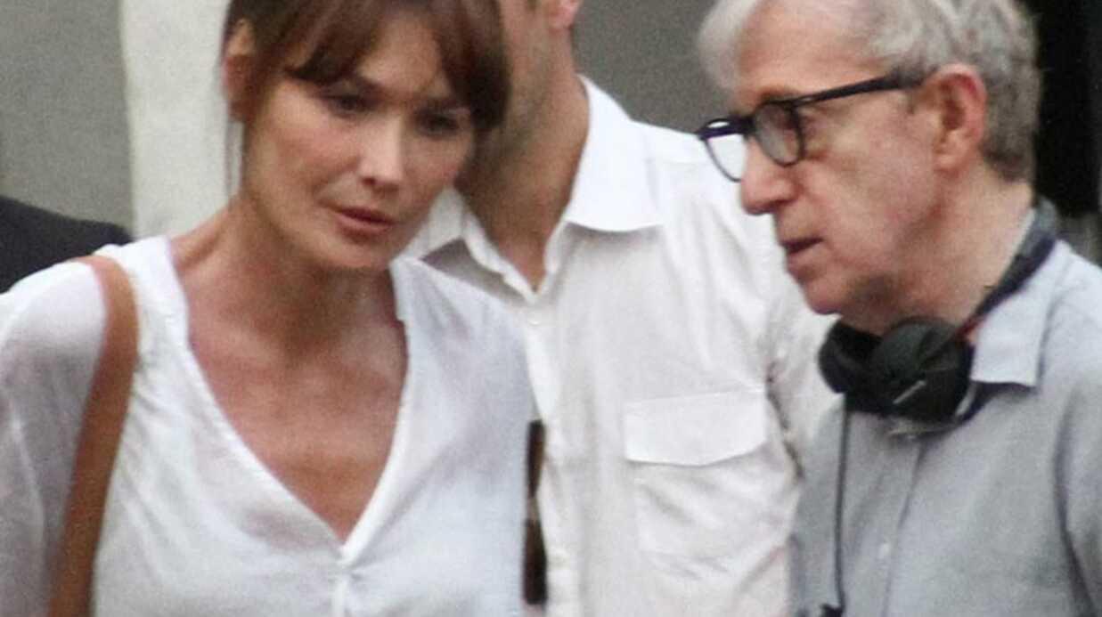 Woody Allen encense Carla Bruni-Sarkozy