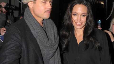 Brad Pitt et Angelina Jolie: 100.000 dollars pour les enfants