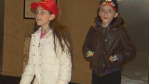 Photo mystère Devinez à qui sont ces enfants!