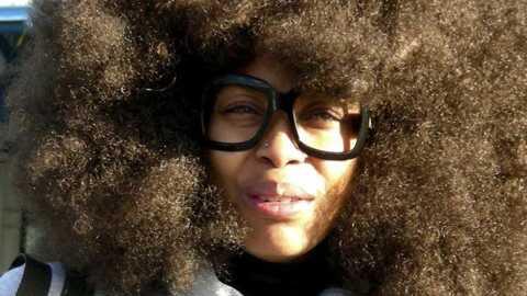 Erykah Badu: sa fille s'appelle Mars