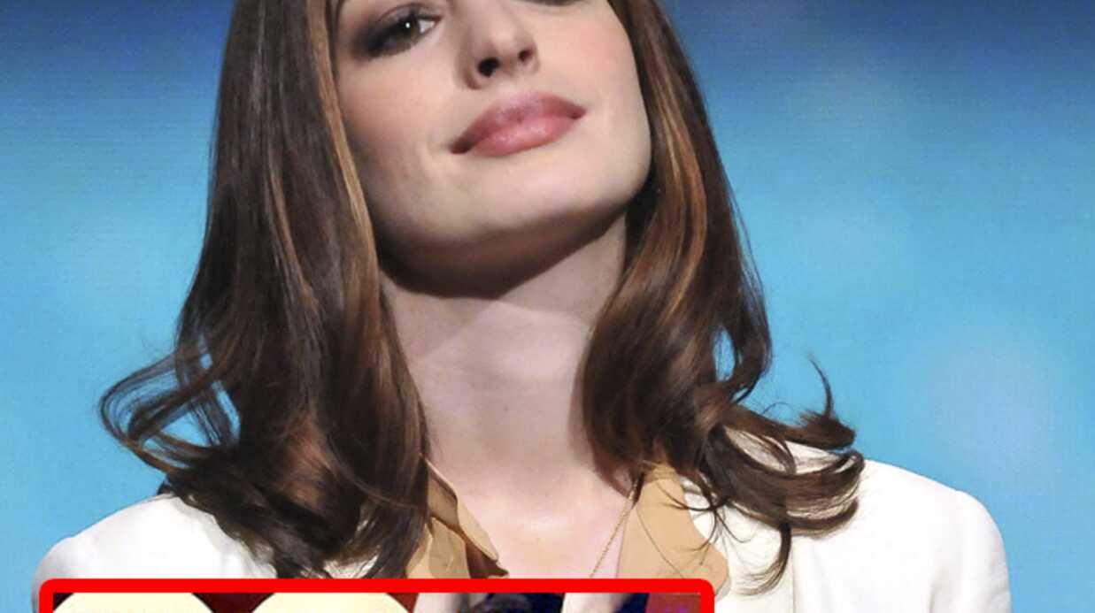 Anne Hathaway sexy en Une du numéro de mars de GQ