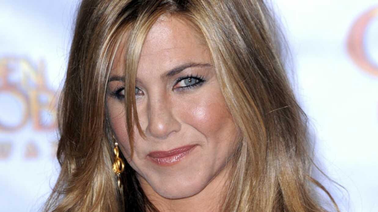 Jennifer Aniston cherche un amant anonyme et riche