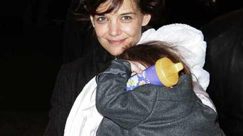 Katie Holmes a dépensé 10 millions de dollars à New York
