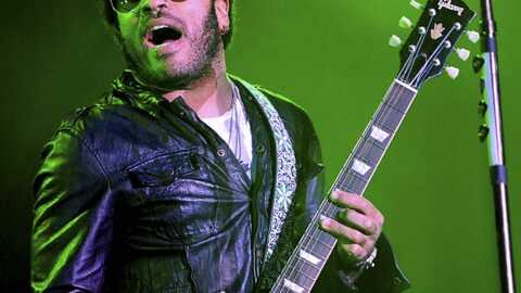 Lenny Kravitz: coup de gueule après la fuite d'Another day