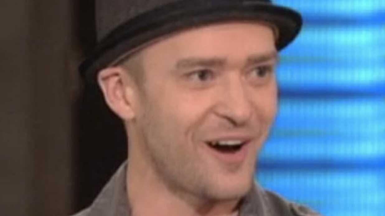 Justin Timberlake: Take your down n'est pas de lui
