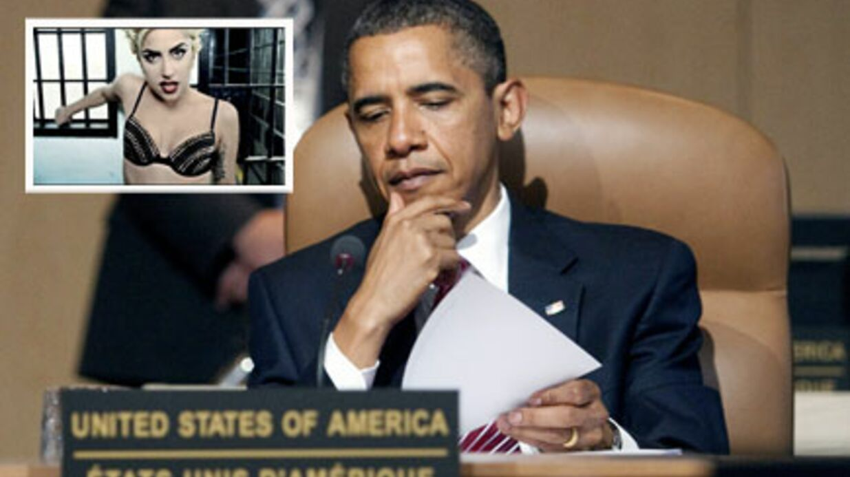 Lady Gaga gagne son combat Facebook contre Barack Obama