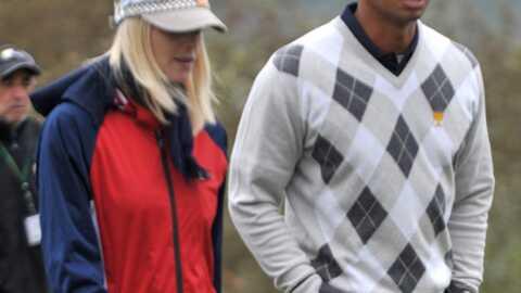 Tiger Woods: 100 millions de dollars pour Elin Nordegren