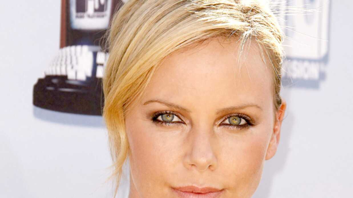 Charlize Theron Allergique au mariage