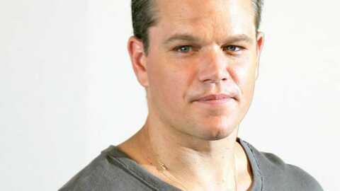 Matt Damon Rugbyman professionnel