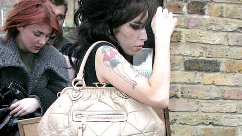 Amy Winehouse L'abandon