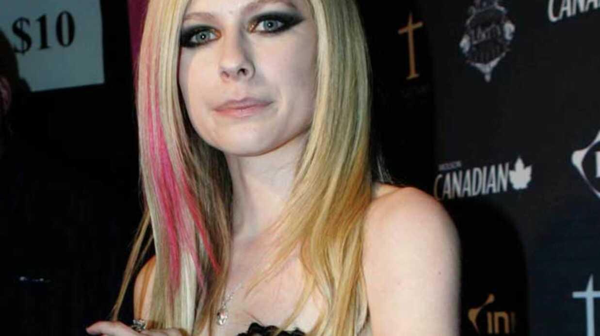 Avril Lavigne Malade imaginaire?