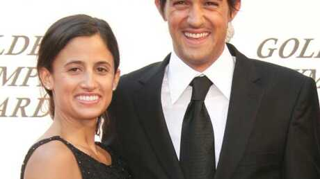 Jean-Pascal Lacoste & Jennifer Heureux parents