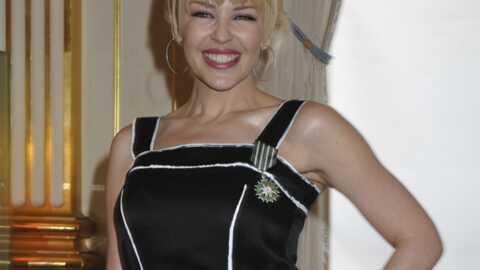 Kylie Minogue Honorée par la France