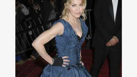 LOOK Madonna comme au bon vieux temps