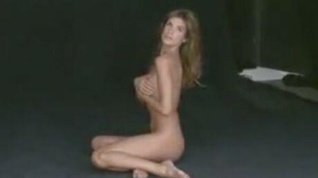 VIDEO Elisabetta Canalis pose nue pour la PETA