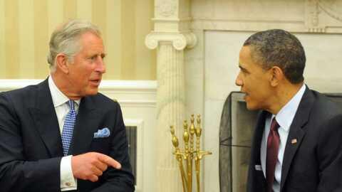 Obama a félicité le prince Charles pour le mariage de William