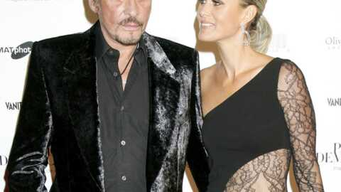 Johnny et Laeticia Hallyday: leur bonheur avec Joy