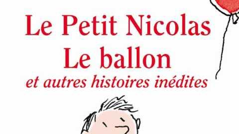 Le petit Nicolas revient avec un recueil d'inédits