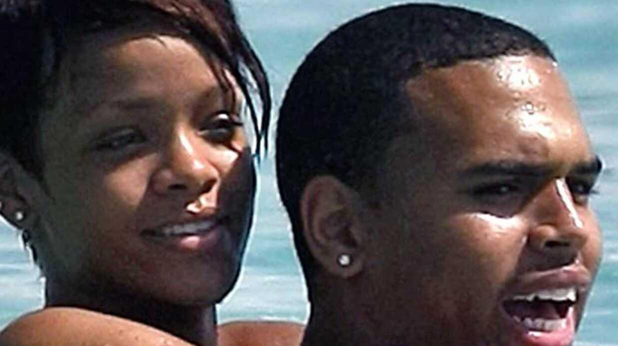 Rihanna et Chris Brown se seraient mariés