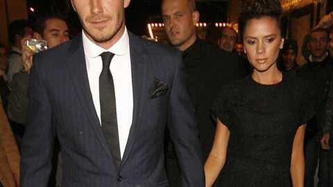 David et Victoria Beckham se sont offert un collier d'amour