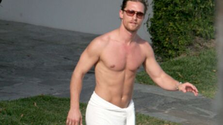 Matthew McConaughey serein avant la quarantaine