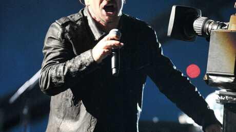 U2: le concert pour la chute du Mur de Berlin caché…par un mur