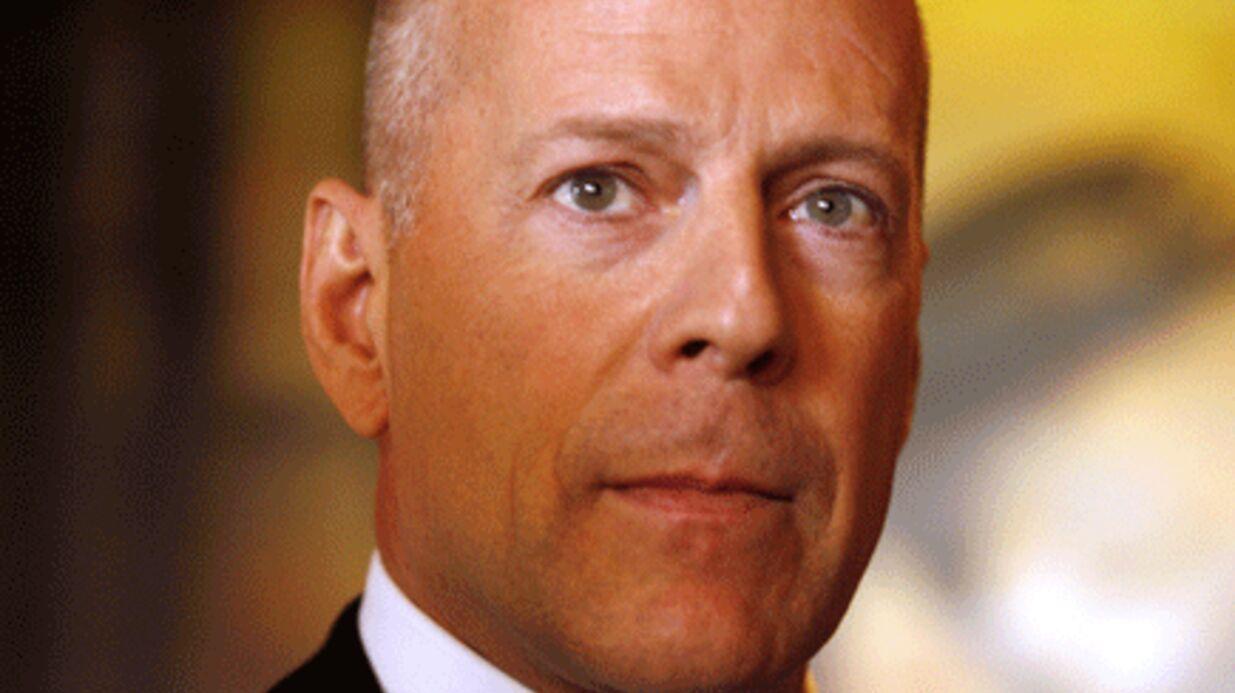 Bruce Willis actionnaire d'un groupe d'alcool français